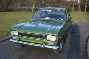 1974 FORD ESCORT MANUAL