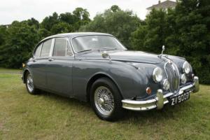 Jaguar MK2 3.8 1962