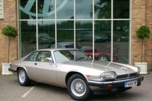 Jaguar XJS 5.3 HE V12 Automatic