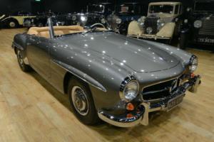 1956 Mercedes 190SL Left Hand Drive.