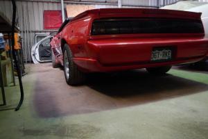 Pontiac Firebird Trans AM 1991 Convertible NOT Camaro Mustang in Tugun, QLD