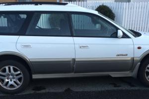 Subaru Outback 2000 4D Wagon 4 SP Automatic 2 5L Multi Point F INJ 5 Seats