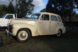 1949 Vauxhall Velox