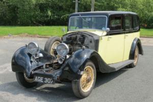 1937 Rolls-Royce 25/30 Hooper Limousine GAN78