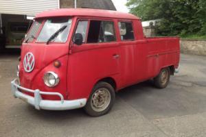 Volkswagen Kombi Crew Cab Pick Up