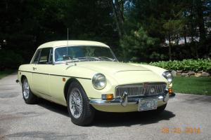 1969 MGC Roadster restored 2912cc, 6-cylinder automatic