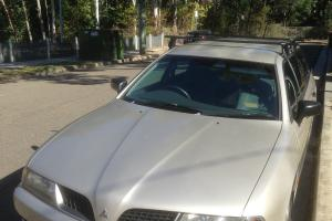 Mitsubishi Magna Executive 2002 4D Wagon 4 SP Automatic 3 5L