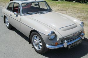 MG MGC GT 1969