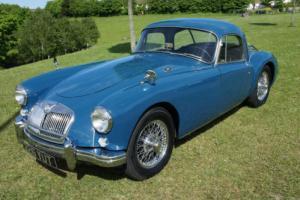 MG MGA Coupe 1500
