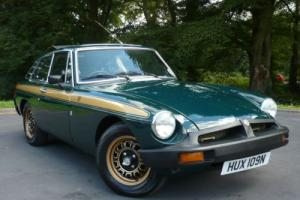 "1975 ""N"" MGB GT Jubilee 1.8 Manual"
