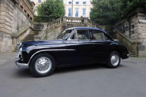 1955 MG MAGNETTE ZA Manual Black