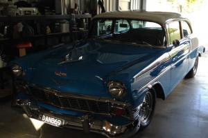 1956 Chev 2 Door 210 Hard TOP in Munruben, QLD