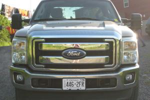 Ford : F-250 FX4