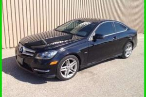 Mercedes-Benz : C-Class C250 RWD Coupe With Warranty