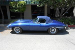 1970 JAGUAR E TYPE ROADSTER 5-speed gearbox Very Nice One Owner Car!!