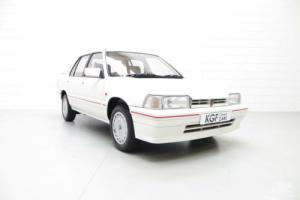 An Exceptionally Rare Rover 216SX with an Incredible 21,450 Miles from New