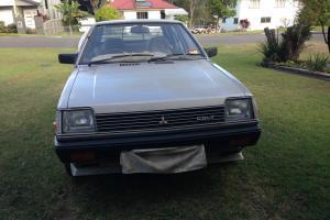 Mitsubishi Colt SE Sedan 1985 Price Reduction
