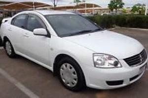 2005 Mitsubishi 380 Sedan White in Mildura, VIC