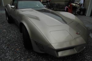CORVETTE COLLECTORS EDITION 1982 rare