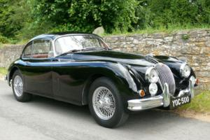 1960 Jaguar XK150 FHC - Black - 34K Miles From New - Exceptional