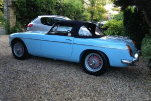 1968 F MGC 2.9 Sports Roadster Manual 170ft Torque Photo