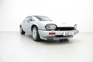 A Formidable Jaguar Sport XJR-S 6.0 Litre with One Owner and 9,820 Miles