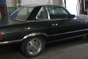 Mercedes Benz 380SL 1981 Coupe in Trentham, VIC