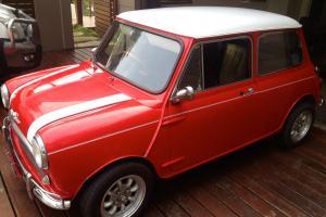 Mini Cooper S Replica 1962 MK1