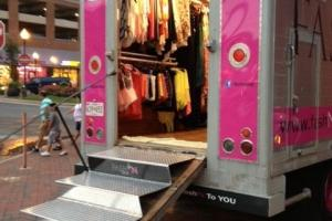 Fashion Truck are the new rage-this one is ready to go! Photo