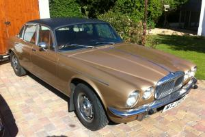 Daimler Series 2 Vanden Plas V12
