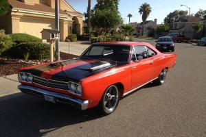 1968 Plymouth Roadrunner clone