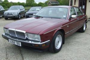 Daimler Soverign 4.0 Automatic Only 47,000 Miles From New Stunning Must View