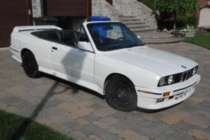BMW : 3-Series E30 M3 REPLICA M30b35
