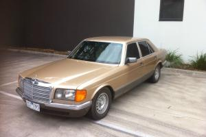 Mercedes Benz 380SE 1985 Immaculate Condition