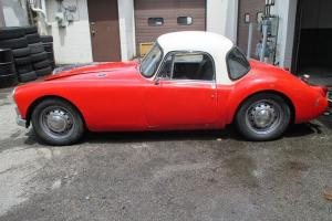 1958 MGA COUPE ALL THERE 4 RESTORATION VERY COLLECTIBE