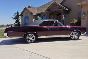 Complete Frame Off Resto - 525 HP GM   BLk.  Cherry