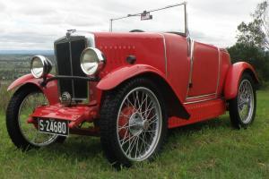 1931 Morris Garages Midget Minor Special M G in Newtown, QLD