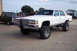 1989 Cadillac Custom 4X4 Chassis