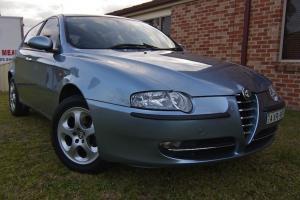 Alfa Romeo 147 TI Selespeed 2003 3D Hatchback 5 SP Auto Selespeed 2L in Bradbury, NSW