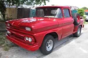 Similar to an older Chevy C-10