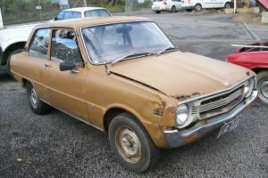 Mazda 1300 Coupe