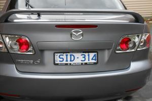 Mazda 6 Classic 2003 5D Hatchback Auto RWC REG Till 11 7 15 in Croydon, VIC
