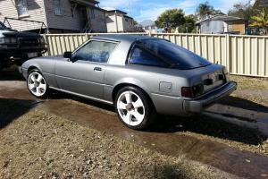 Mazda RX7 Series 1 12A Rotary 5 SPD RX 13B Turbo in Bundamba, QLD Photo