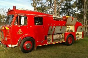 1969 Dennis Fire Engine Rolls Royce F44
