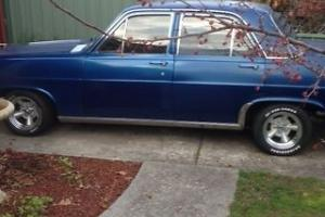 HR Premier Sedan 67 HOT 186 5 Speed Manual NEW Interior ETC ETC ETC