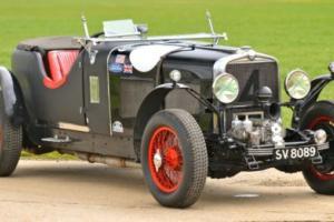 1929 Stutz Le Mans Black Hawk 4.9 litre SOHC