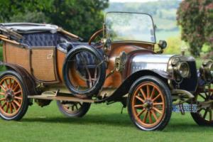 1911 Panhard Et Levassor Tourer in super order.