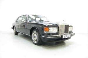 A Majestic Rolls Royce Silver Spur II with Royal Ownership and Complete History