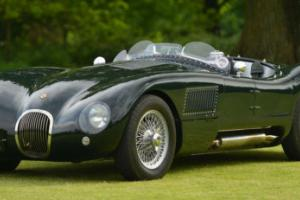 1951 Jaguar C type Replica by Realm engineering.