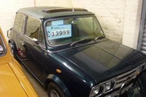 1974 Wood and Picket Mini Margrave Clubman 1340cc in British Racing Green